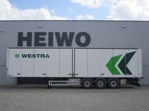 Westra NTM dicht
