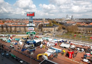 Buitenpark BedrijfsautoRAI 2015
