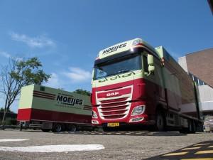 Moeijes truckland 50 jaar samenwerking