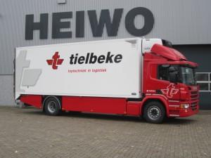 Tielbeke- LNG truck